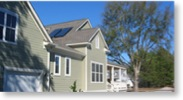 solar heating panels in Wilmington, NC